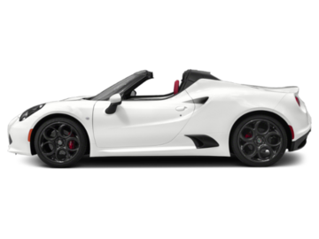 Build and price your 2019 Alfa Romeo 4C Spider