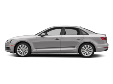 Build and price your 2018 Audi A4 Sedan