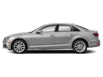 Build and price your 2019 Audi A4 Sedan
