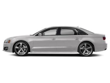 Build and price your 2018 Audi A8 L