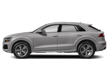 Build and price your 2019 Audi Q8