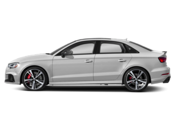 Build and price your 2018 Audi RS 3 Sedan