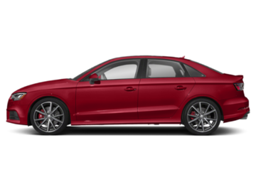Build and price your 2018 Audi S3 Sedan