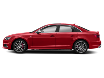 Build and price your 2018 Audi S4 Sedan