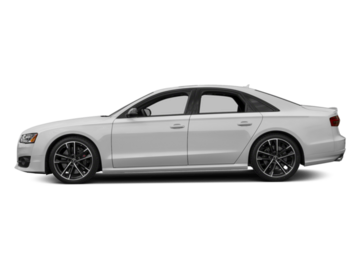 Build and price your 2017 Audi S8