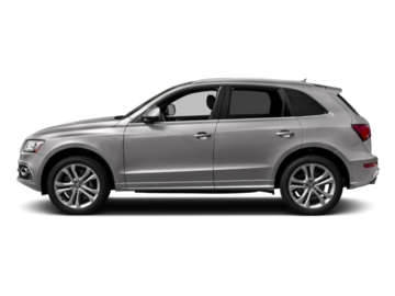 Build and price your 2017 Audi SQ5