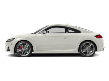 Build and price your 2018 Audi TTS Coupe