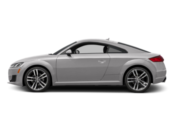 Build and price your 2018 Audi TT Coupe