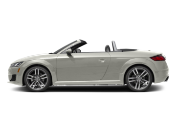Build and price your 2018 Audi TT Roadster
