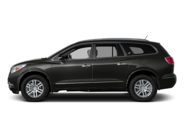 Build and price your 2017 Buick Enclave