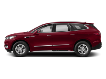 Build and price your 2018 Buick Enclave