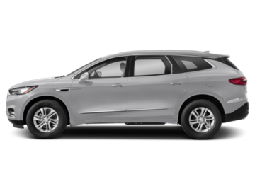 Build and price your 2019 Buick Enclave