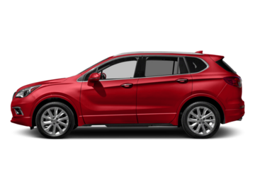 Build and price your 2017 Buick Envision