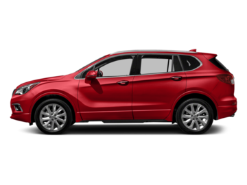 Build and price your 2018 Buick Envision