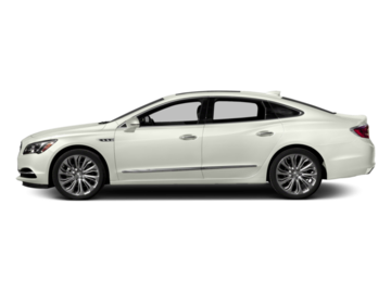 Build and price your 2017 Buick LaCrosse