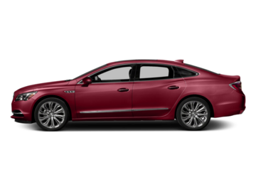 Build and price your 2018 Buick LaCrosse