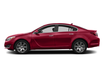 Build and price your 2017 Buick Regal