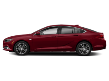 Build and price your 2018 Buick Regal Sportback