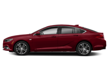 Build and price your 2019 Buick Regal Sportback