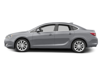 Build and price your 2017 Buick Verano