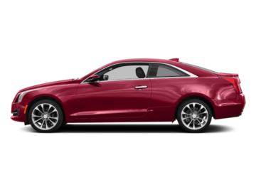 Build and price your 2017 Cadillac ATS Coupe