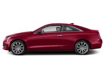 Build and price your 2018 Cadillac ATS Coupe