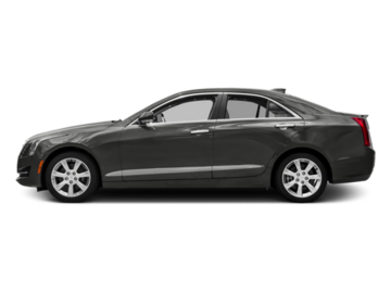 Build and price your 2017 Cadillac ATS Sedan