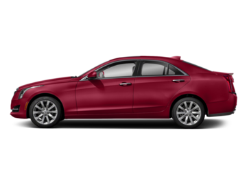 Build and price your 2018 Cadillac ATS Sedan