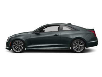 Build and price your 2017 Cadillac ATS-V Coupe