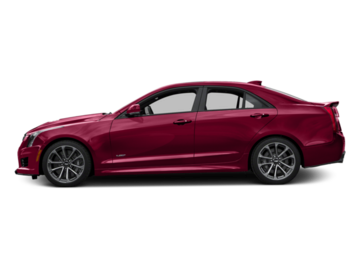 Build and price your 2017 Cadillac ATS-V Sedan