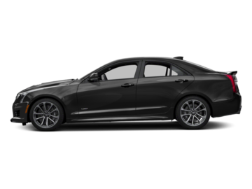 Build and price your 2018 Cadillac ATS-V Sedan