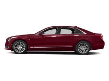 Build and price your 2017 Cadillac CT6 Sedan