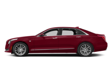 Build and price your 2018 Cadillac CT6 Sedan