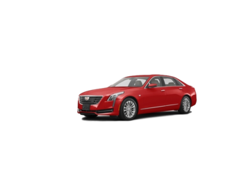 Build and price your 2019 Cadillac CT6 Sedan
