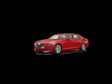 2019 Cadillac CT6 Sedan