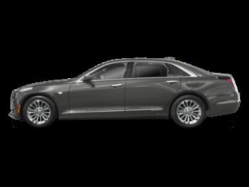 2017 Cadillac CT6 Sedan Hybrid