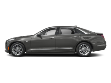 Build and price your 2017 Cadillac CT6 Sedan Hybrid