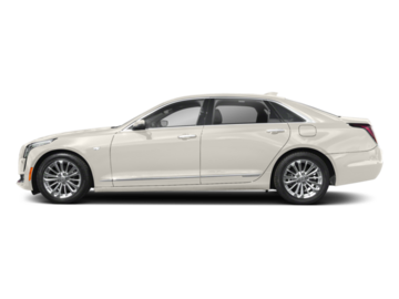 Build and price your 2018 Cadillac CT6 Sedan Hybrid