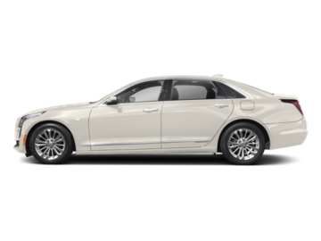 2018 Cadillac CT6 Sedan Hybrid