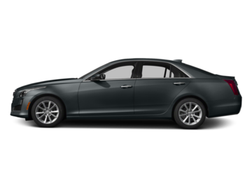 Build and price your 2017 Cadillac CTS Sedan