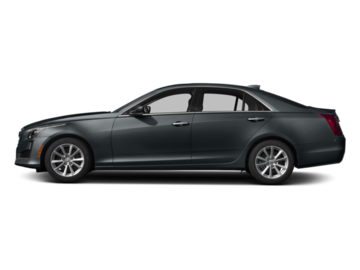 Build and price your 2018 Cadillac CTS Sedan
