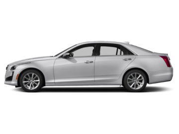 Build and price your 2019 Cadillac CTS Sedan