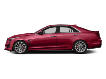 Build and price your 2017 Cadillac CTS-V Sedan