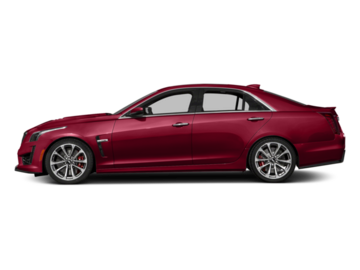 Build and price your 2018 Cadillac CTS-V Sedan
