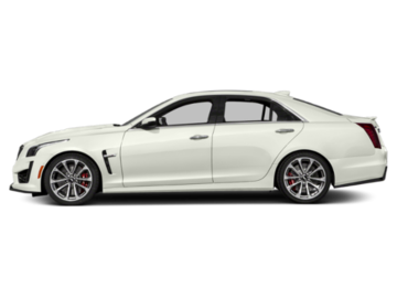 Build and price your 2019 Cadillac CTS-V Sedan