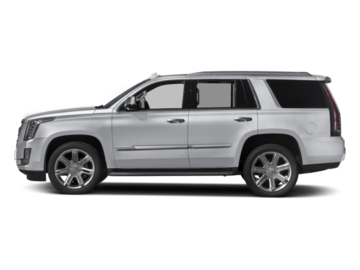 Build and price your 2017 Cadillac Escalade