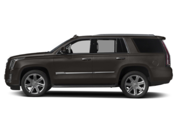 Build and price your 2018 Cadillac Escalade