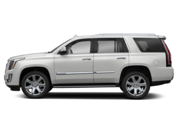 Build and price your 2019 Cadillac Escalade