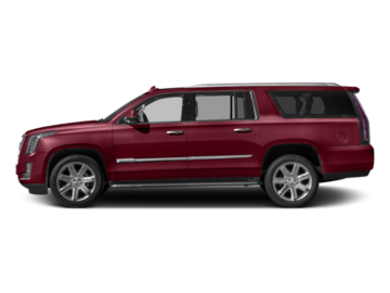 Build and price your 2017 Cadillac Escalade ESV