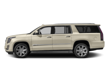 Build and price your 2017 Cadillac Escalade ESV